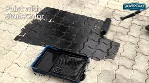 stonecolor renew your paving slabs
