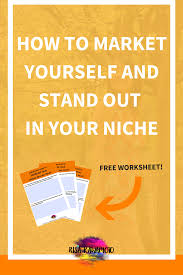 how to market yourself and stand out in your niche risa kawamoto business tips how to market yourself and stand out in your niche