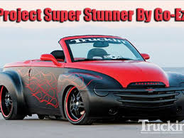 2005 chevrolet ssr air suspension truckin magazine 2005 chevrolet ssr project super stunner by go ez