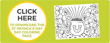 Here are some kid color pages to celebrate. Free Printable St Patrick S Day Coloring Page Hey Let S Make Stuff