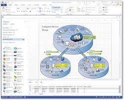 what is microsoft visio and what does it do    groovypostexternal data loaded into pie graphs