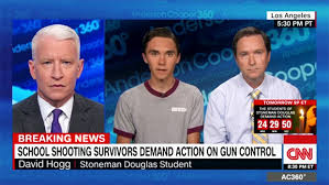 florida massacre survivors demand gun florida student slams donald trump jr over fl shooting conspiracies