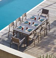 sifas outdoor furniture. Sifas Pheniks DiningChairs With Large Kwadra Dining Table Outdoor Furniture