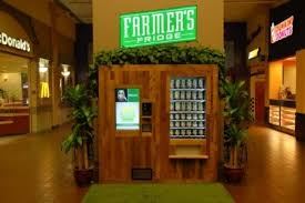 Innovative Vending Machines Adorable Farmer's Fridge A Vending Machine You Actually Should Eat From