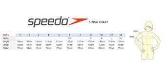 Speedo Endurance Size Chart Details About Speedo Boys Swimwear Tropical Bonez Jammer Boys Speedo Swimwear
