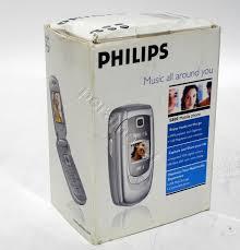 Kutusunda Philips S800 Cep Telefonu ...