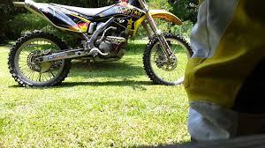 Suzuki Rmz 250 My New Toy 2004 Suzuki Rmz250 Youtube
