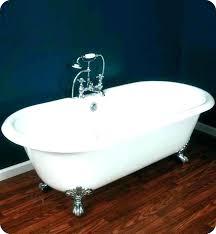 cast iron bathtub refinish architecture cast iron bathtub refinishing