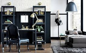 masculine office. Office-space-with-a-textured-nook Masculine Office U