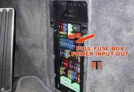 ask the mechanic porsche porsche fuse box