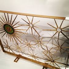 mid century fireplace screen entrancing jill seidner interior design april 2016 inspiration design