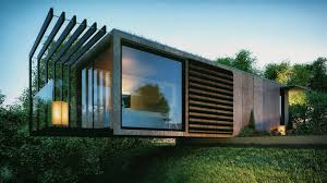 Container Office Design Stunning Cantilevered Conversion Sleek Modern Cargo Container Office Urbanist