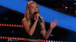 Emily Ann Roberts sings I Hope You Dance on The Voice Season 9