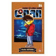 Thám Tử Lừng Danh Conan - Tập 84 (Tái Bản 2019) - Truyện Tranh, Manga,  Comic Tác giả Gosho Aoyama