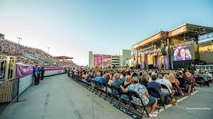 Northern Quest Casino Outdoor Seating Chart Becu Live Outdoor Summer Concert Venue Northern Quest