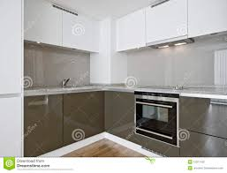 Corner Kitchen Corner Kitchen Unit Stock Photography Image 12811432