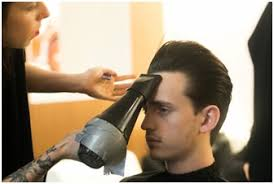 men s hair styling