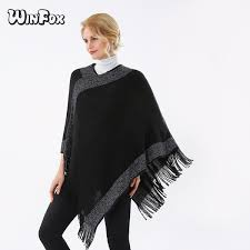 2019 <b>Winfox 2018 New</b> Brand Fashion Winter Black Grey Shiny ...