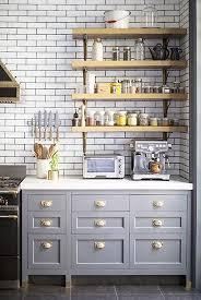blue grey kitchen cabinets. photo: blue grey kitchen cabinets