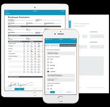 The Digital Employee Evaluation Form Goformz