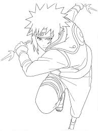 Small Picture Coloring Pages Boys Naruto Coloring Pages Online Naruto