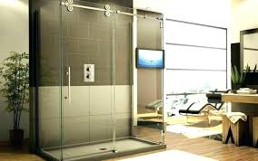 best way to clean glass shower doors with hard water stains best way to clean glass