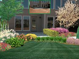 Small Picture Front House Landscaping Ideas Spring Woodpaper 2 Small Yard Great