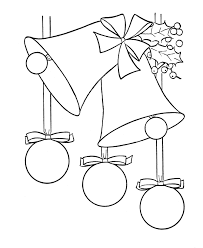 Small Picture BlueBonkers Christmas Bells Coloring pages Christmas Coloring