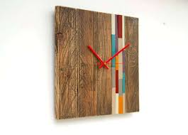 large wooden wall art wood wall art large elegant reclaimed wood wall clock modern large wood large wooden wall