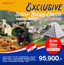 การขอวีซ่าสำหรับนักท่องเที่ยวชาวไทย - Croatia Center