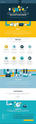 One Page Website Template Learnhowtoloseweight Net