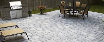 installing paver patios in the fall