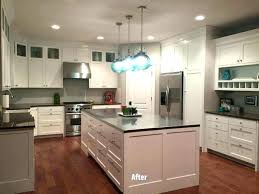 kitchen cabinets painting cost kitchen cabinets refacing cost