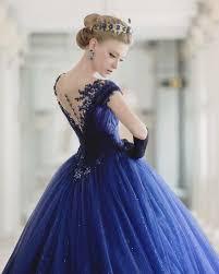 best 25 blue wedding dresses ideas