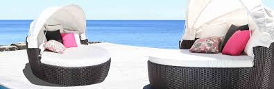 We are a full service store that offers patio furniture to the ontario area