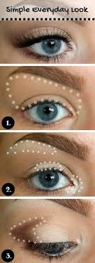 you don t need to put on a full smokey eye everyday use this simple guide to achieve a more cal look for blue eyes