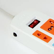 Ổ cắm điện đa năng Honjianda HJD-0448B, Giá tháng 12/2020