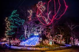 Christmas Light Displays Near Festus Mo The Best Christmas Light Displays In St Louis