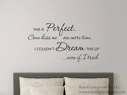 Music Lyric Quotes Simple Song Lyrics Wall Decal Heaven Song Lyrics Wall Art Kane Etsy