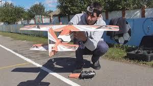 Полет <b>самолета</b> KEYI-UAV Hero - ОТЛИЧНЫЙ ТРЕНЕР - YouTube