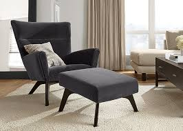 Boden Chair And Ottoman. U201c