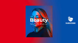 Youtube Channel Template Placeit Youtube Channel Banner Template For Cosmetics Vlog
