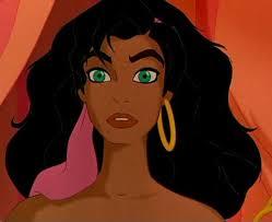 Esmeralda - Hot Disney Princess