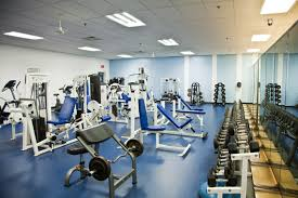 fitness centre at glen abbey munity centre