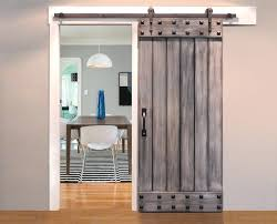 sliding barn door room divider for sleeping alcove tight spaces hackers  doors .