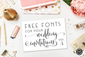 free fonts for diy wedding invitations volume 4 Wedding Invitation Free Fonts Download free fonts for your wedding invitations, diy projects and blogging free downloadable wedding invitation fonts