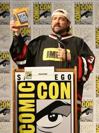 kevin smith photos photos col needham founder ceo of imdb col needham founder ceo of imdb judges the comixology movie trivia panel hosted