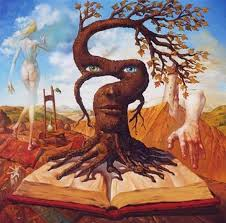 surrealistic painter and follower of salvador dali
