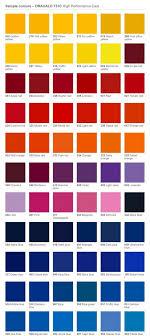 Oracal 751 Color Chart Pdf