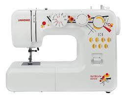 Электромеханическая <b>швейная машина Janome</b> ArtStyle 4045 ...